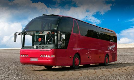 Buszbérlés - Zsédertours - Neoplan N516